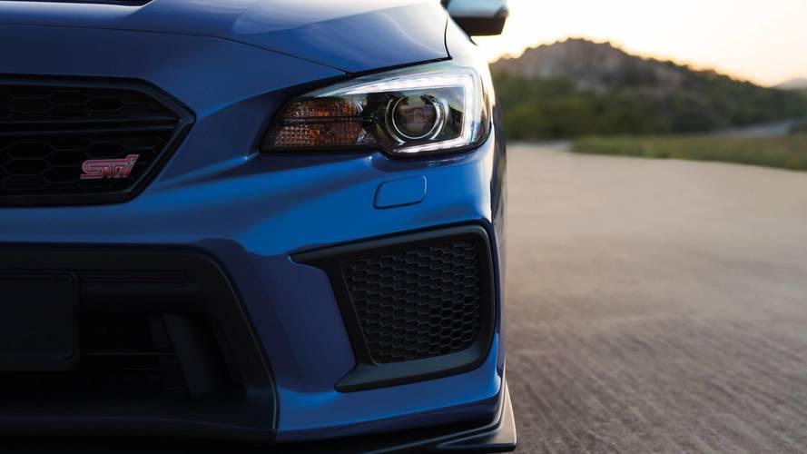Subaru WRX STI Legend Edition - L'ultime série limitée pour la France