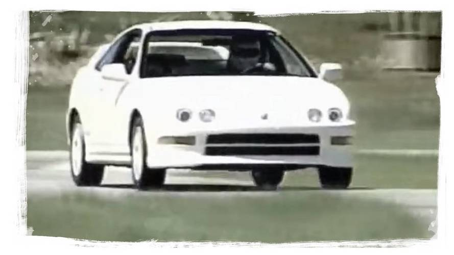 Is The Acura Integra The Best FWD Car Of All Time?