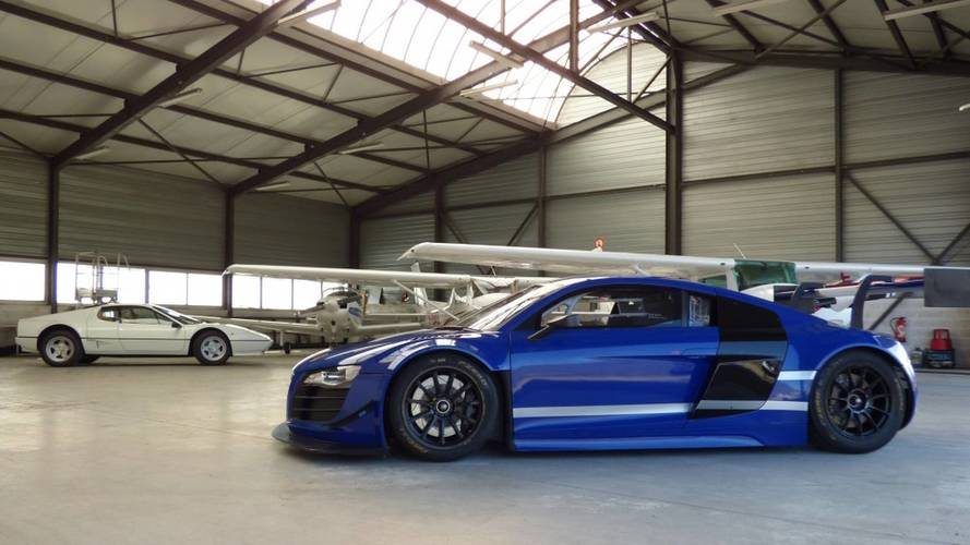 Audi R Race Car With Solid Racing Pedigree Up For Sale - Audi r8 for sale