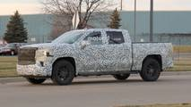 2019 GMC Sierra Spy Photos