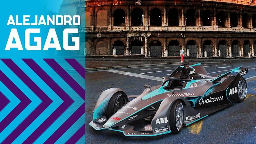Alejandro Agag - Vers la nouvelle ère de la Formule E