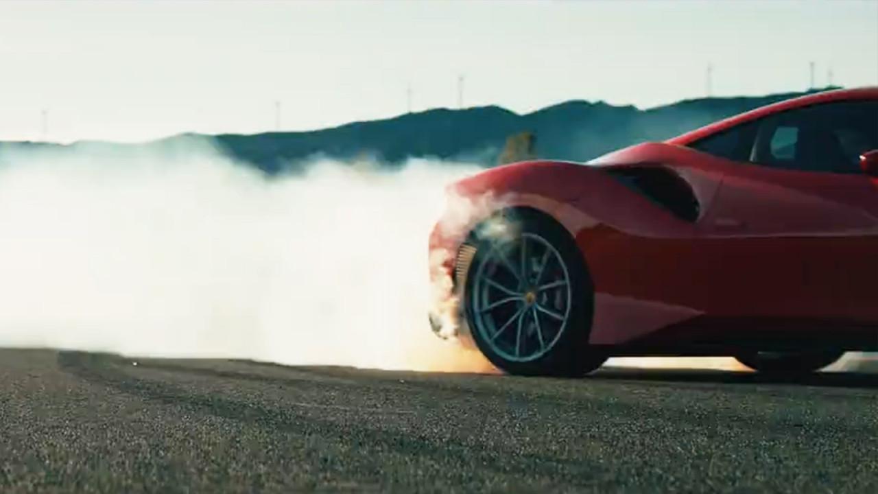 [Copertina] - Ferrari 488 GTO, un video teaser in attesa di Ginevra