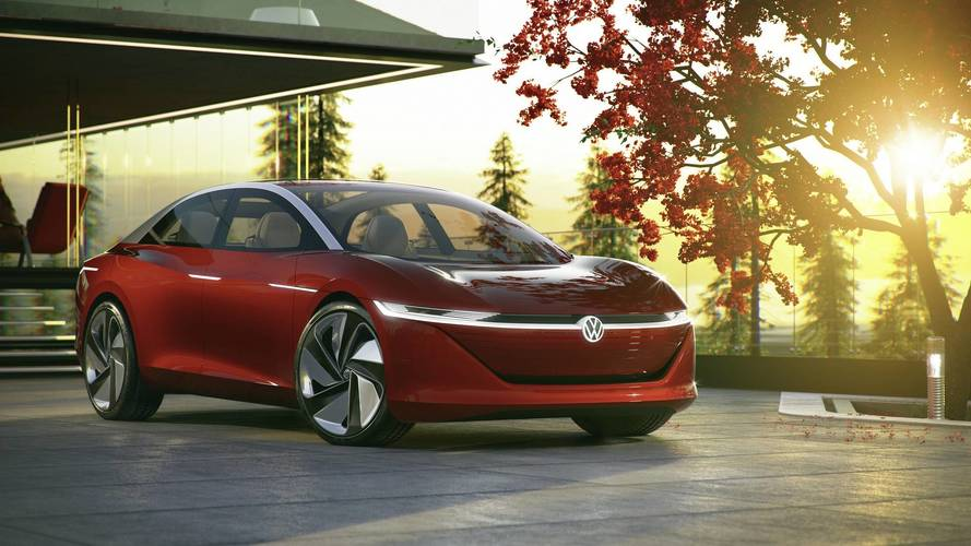VW Is Still Committed To Building Sedans, Mainly Electric Ones