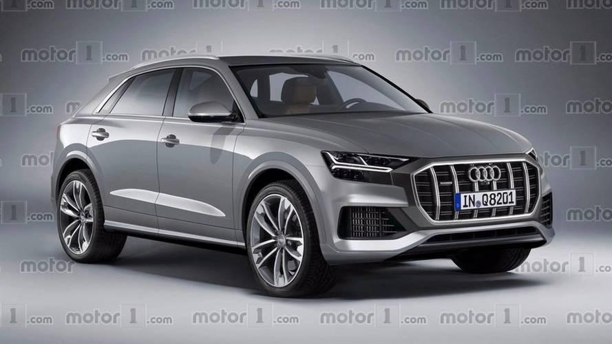 On connaît enfin la date de présentation du nouveau Audi Q8 !
