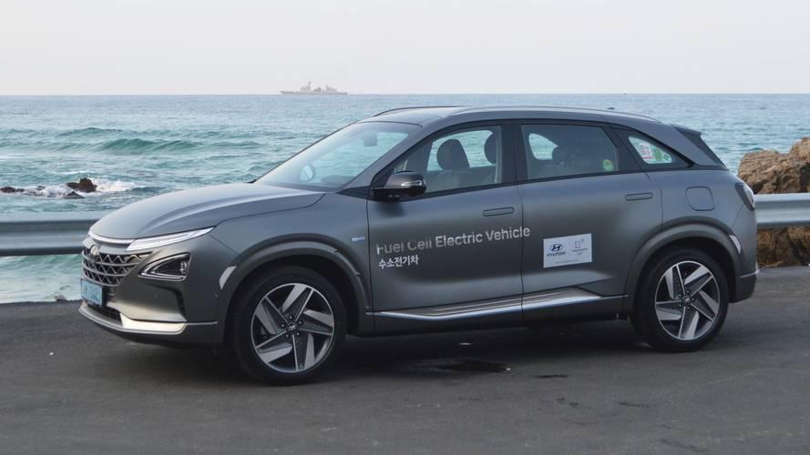Hyundai llamaría Neptune a un vehículo con celdas de combustible