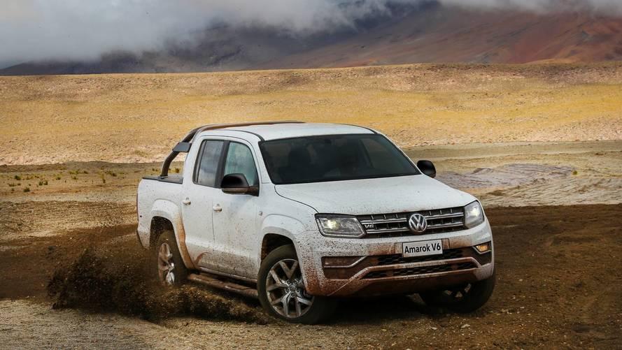 VW Amarok tem garantia ampliada para 6 anos... na Argentina