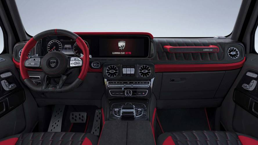 Lumma Design Mercedes-AMG G63