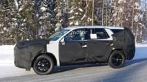 Hyundai Eight-Passenger SUV
