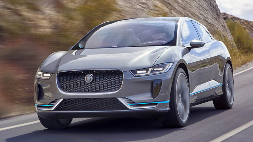 Jaguar stoppe temporairement la production de l'I-Pace