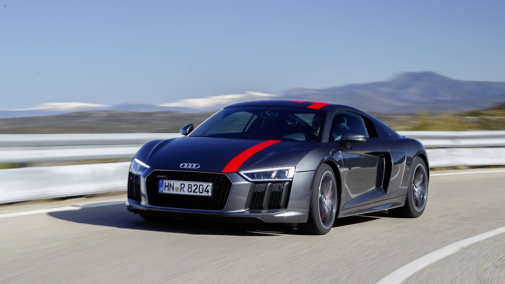 Audi Details R8 V10 Rws In Extended Photo Gallery New Videos