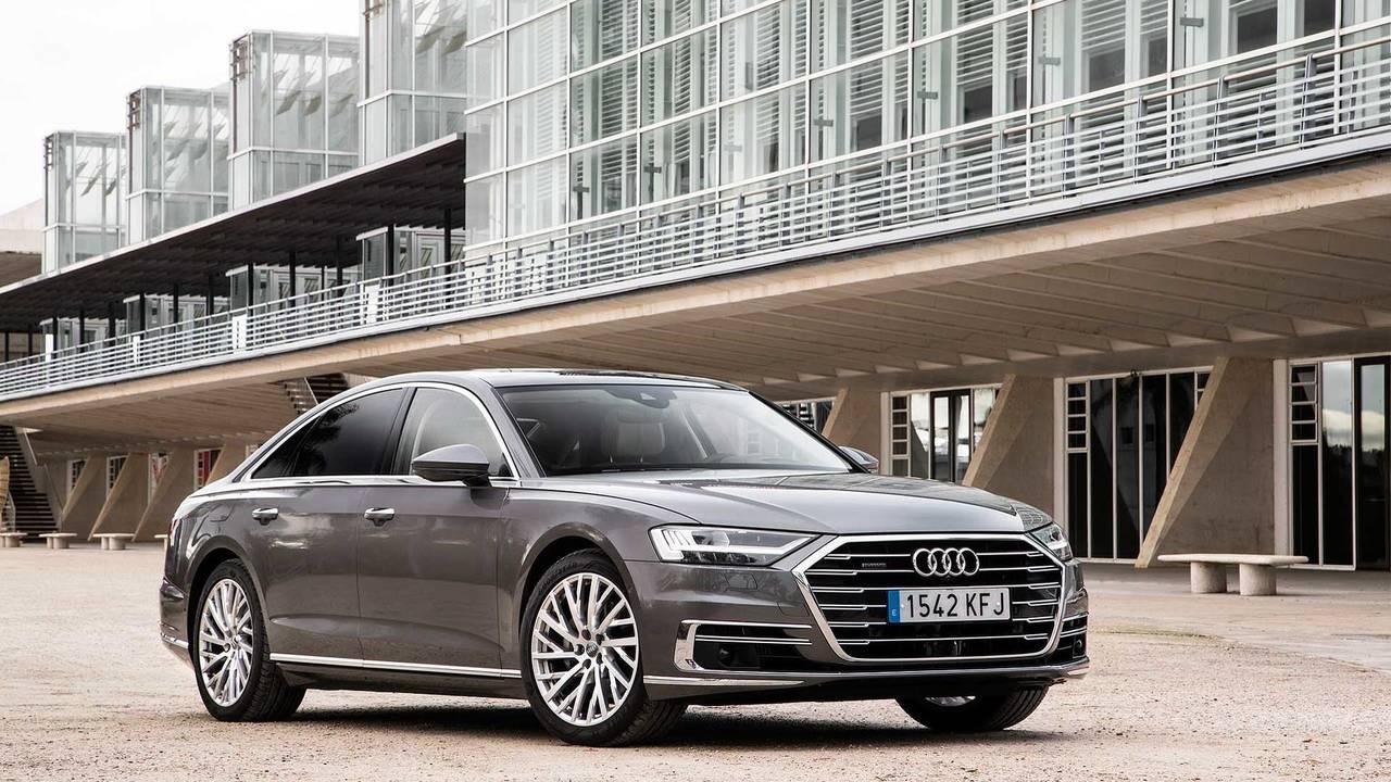 2018 World Luxury Car: Audi A8