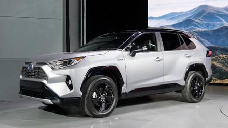 Toyota RAV4 2019 ganha plataforma TNGA e muda radicalmente de estilo
