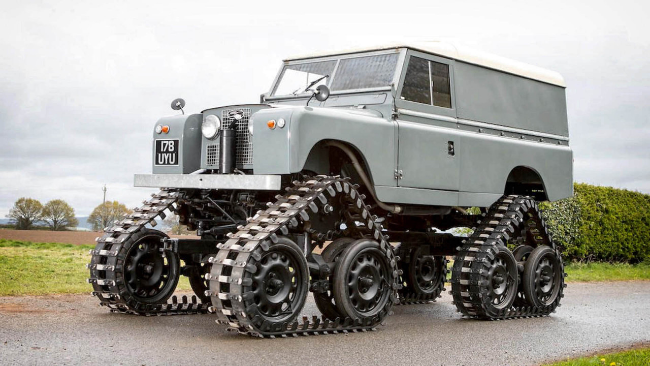 Land Rover Cuthbertson (1958)