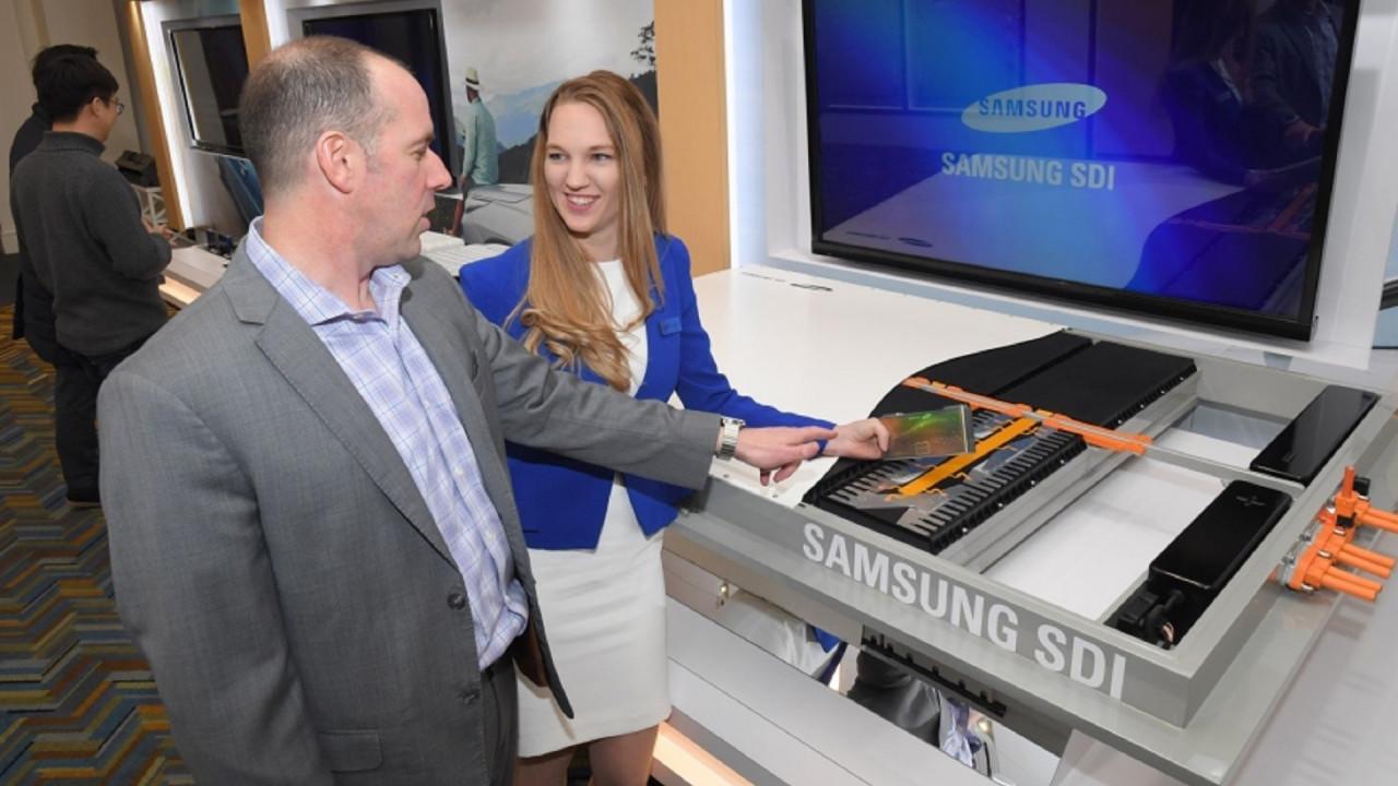 [Copertina] - Samsung SDI, le batterie da 600 km con 20 minuti di ricarica