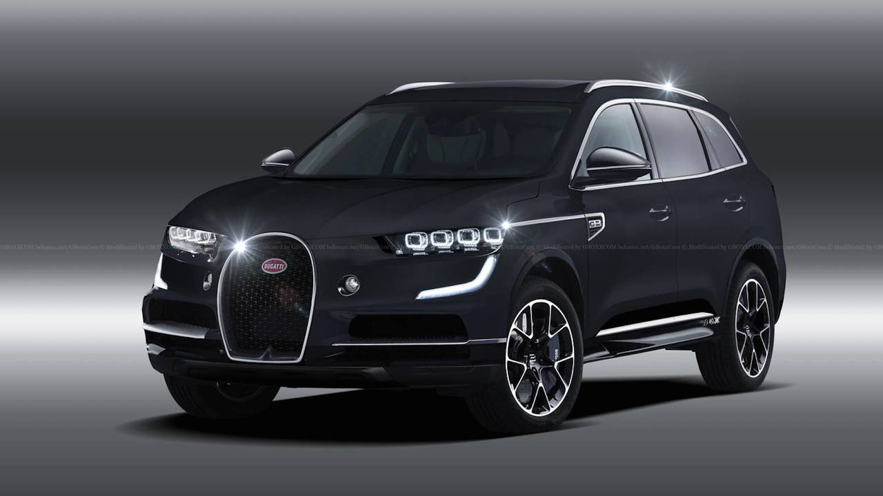 Suv >> Bugatti Suv And Hybrid Powertrain Under Consideration Says Ceo