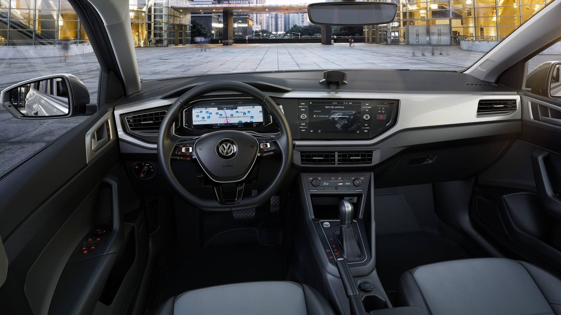 95694c2d9 Volkswagen Polo e Virtus têm aumentos de preços de até R  2.880