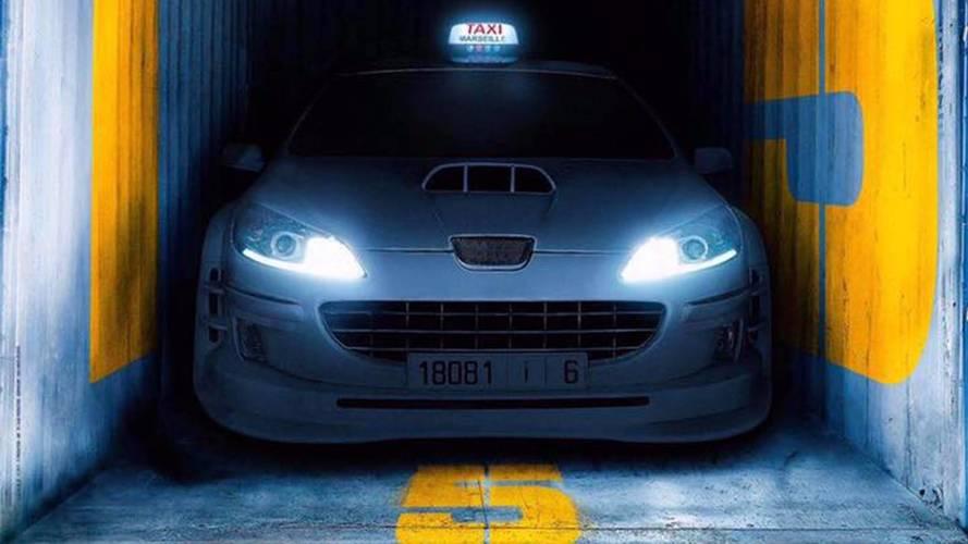 Taxi 5 filminin afişi ortaya çıktı