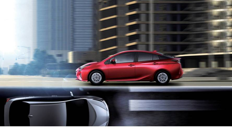 Toyota Prius Publieditorial
