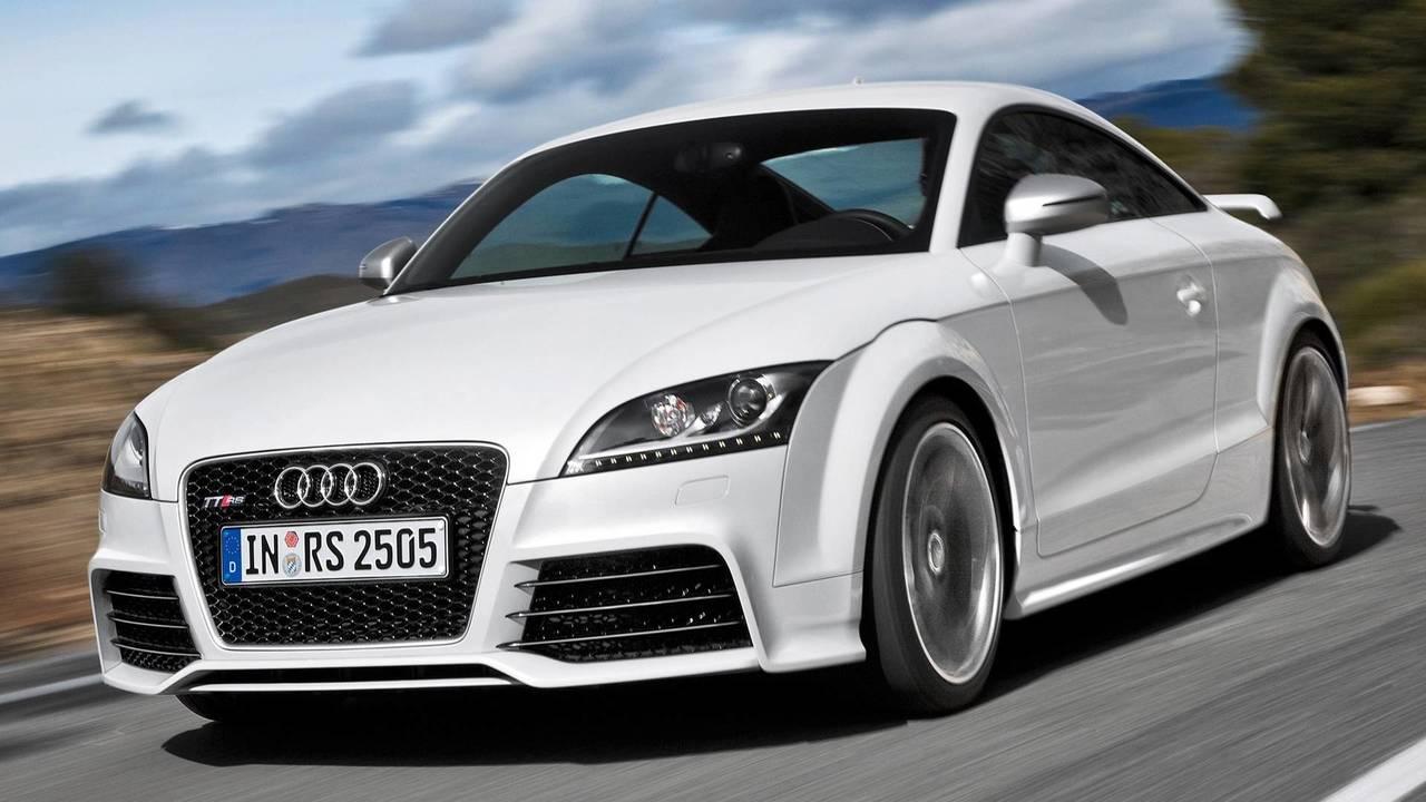 Audi TT RS (2009)