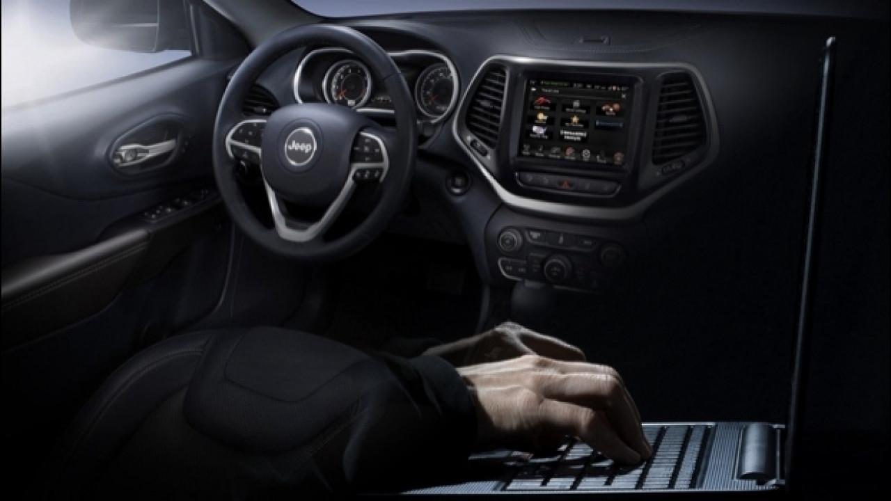 [Copertina] - Sicurezza auto, FCA