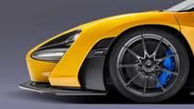McLaren Senna LMP render