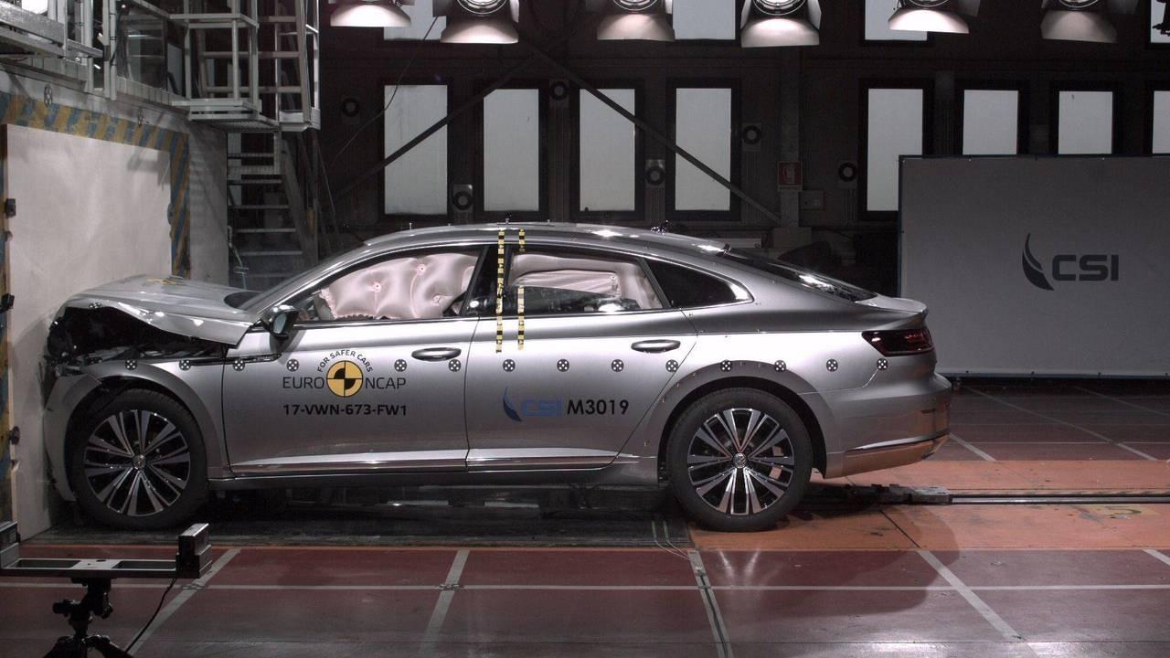 Volkswagen Arteon Crash Test