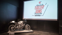 Presentazione Born To Be Faster Sons