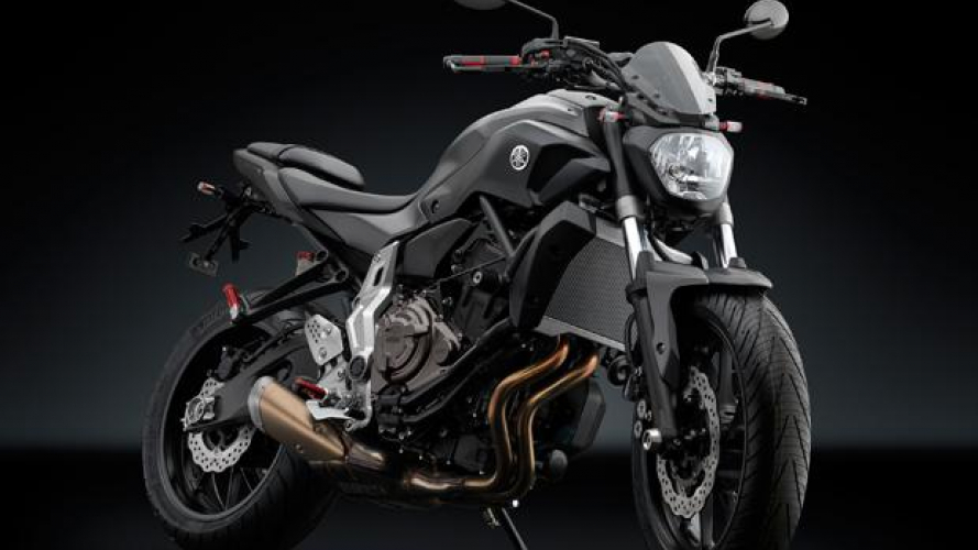 Kit Rizoma per Yamaha MT-07
