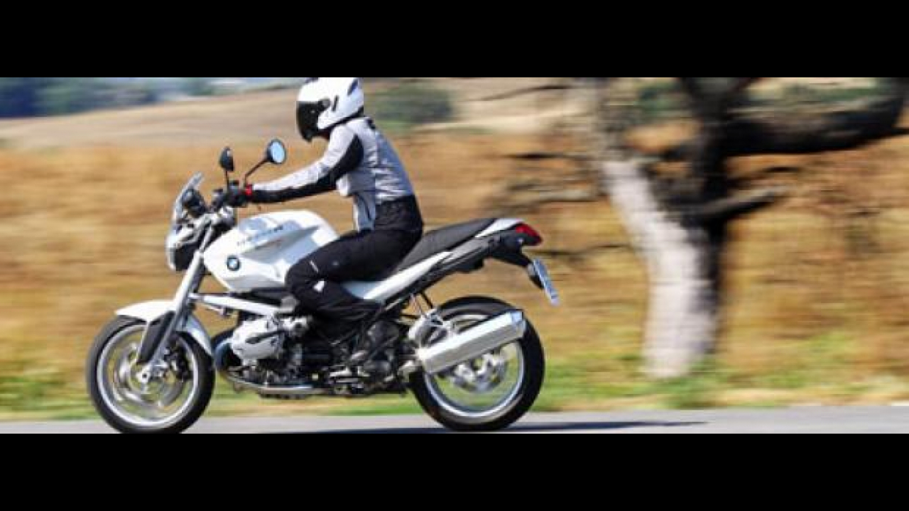 BMW R1200R Alpine White - LONG TEST