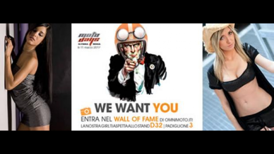 "OmniMoto.it ""Wants You!"" a Motodays 2012!"