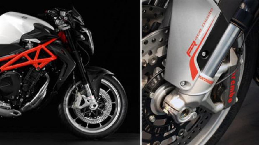 MV Agusta Brutale 1090 2013: arriva l'ABS