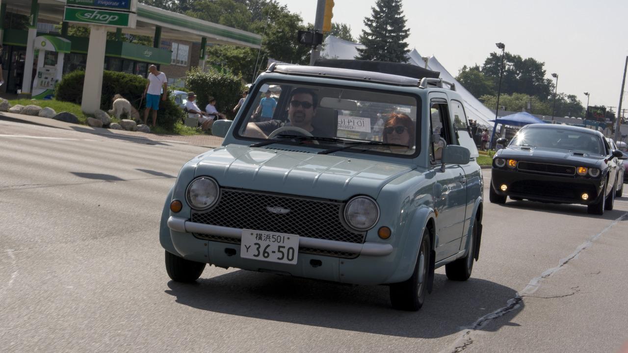 Nissan Pao