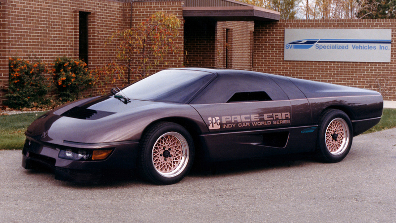 The Wraith Car: One Of The Coolest Movie Cars You Don't Remember Is For Sale