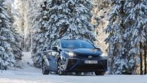 Toyota Mirai, İskandinavya pazarına giriyor