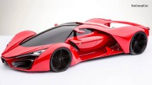 Ferrari F80 ile 500 km hız mümkün mü?