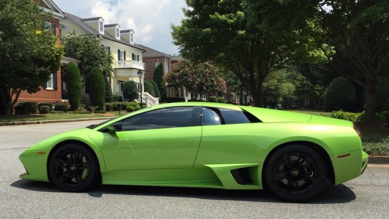 Rare Lamborghini Murcielago Loses Front End In Crash Photo Motor1