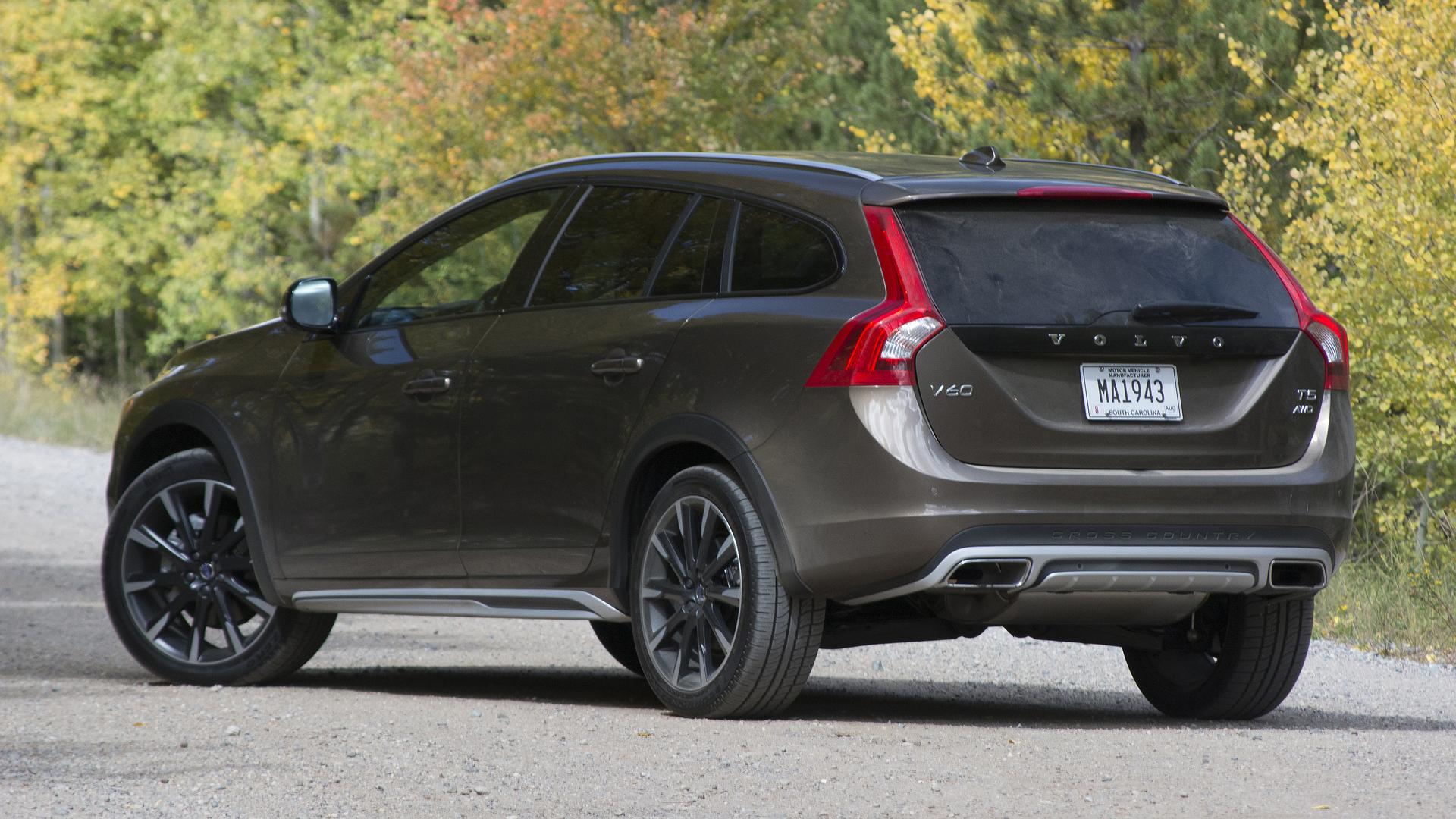 Volvo v60 2017 review