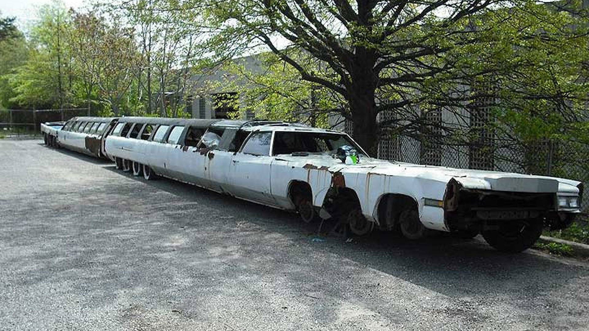 The Longest Car In The World Is Dead But Its Coming Back To Life