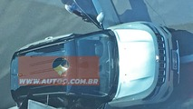 2017 Jeep Compass spy photo