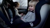 Volvo sièges enfants