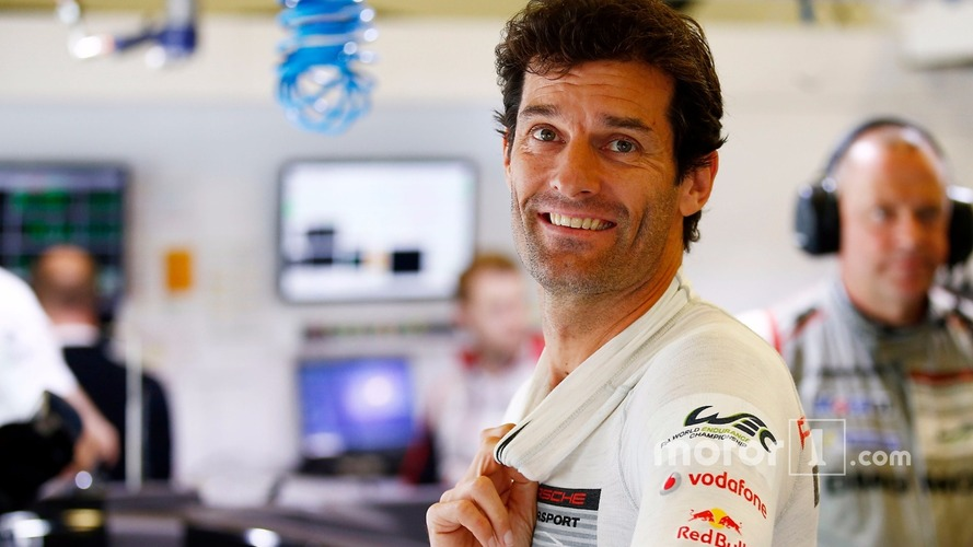 "Webber explains retirement: ""You can't compete half-hearted"""