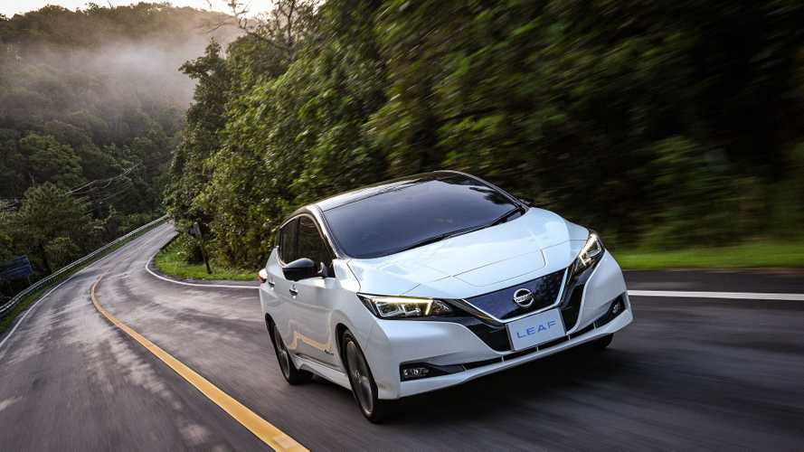 Nissan Takes LEAF Fleet For a Trip To Thailand's Highest Mountain