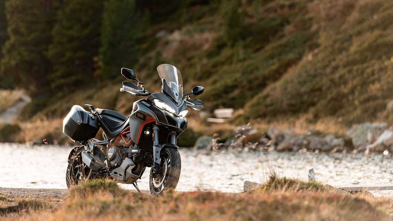 2020 Ducati Multistrada 1260 Grand Tour
