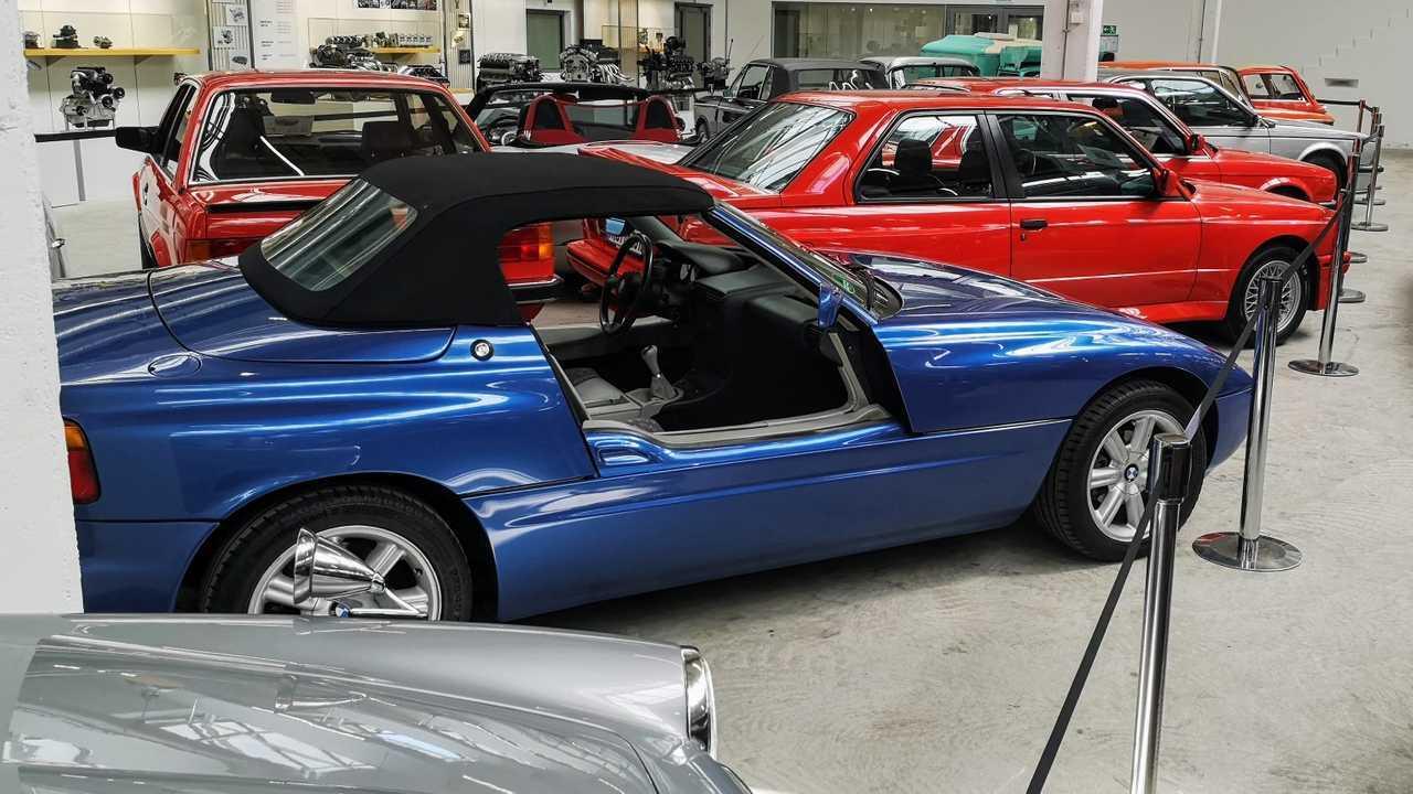 BMW Z1 (1988 - 1991)