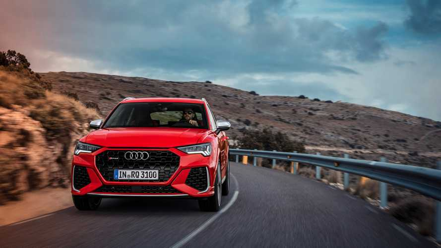 Audi RS Q3 Not Coming To The U.S.