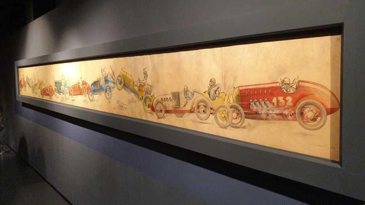 Il Museo Auto Torino per Biscaretti