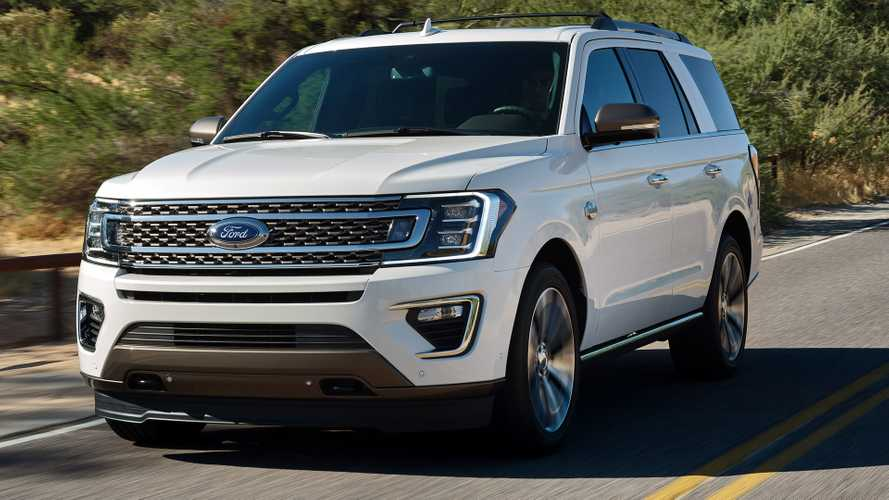 2020 Ford Expedition King Ranch Arrives With Royalty Inside And Out
