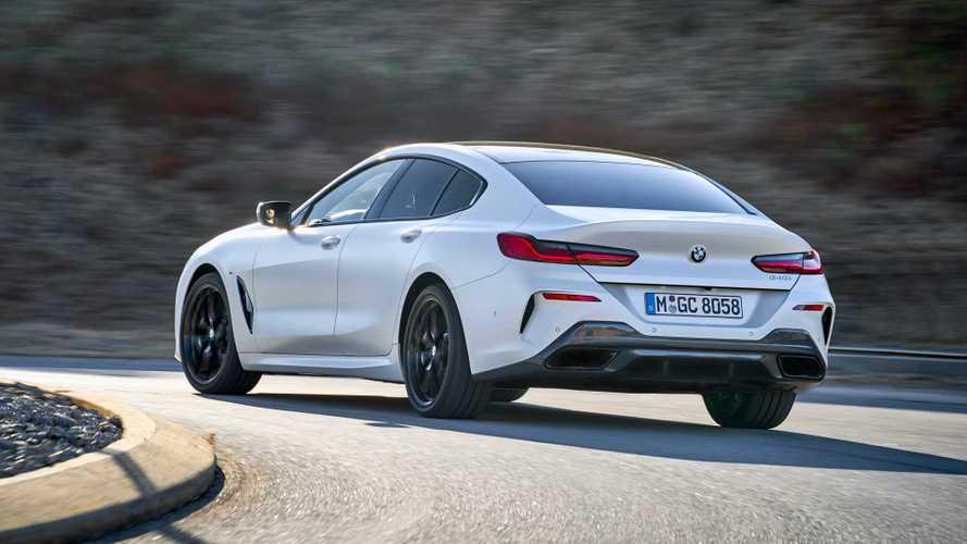Test BMW 8er Gran Coupé (2019): Besser als AMG GT 4Türer und A7?