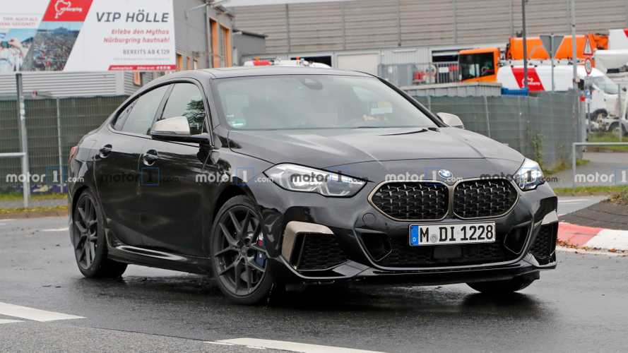 2020 BMW 2 Series Gran Coupe M235i caught out in the open