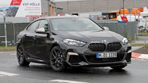 2020 BMW 2 Series Gran Coupe M235i spied at the Nürburgring